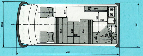 1988 vw westfalia lt sven hedin camper